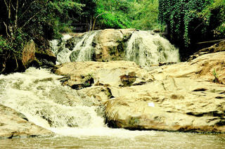 滝の写真・画像素材[1490984]
