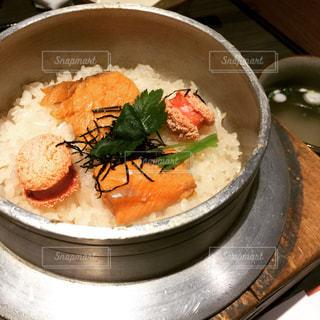 秋味釜飯の写真・画像素材[1504958]