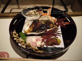 秋,紅葉,浅草,稲穂,牡蠣,網焼き,焼き牡蠣,秋色,味噌焼き,秋の装飾