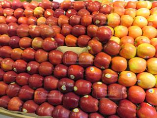 ニューヨーク,アメリカ,りんご,陳列,スーパー