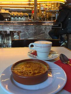 フランス,パリ,欧州,Paris,クレームブリュレ,アメリ,女一人旅,Cafedes2moulins