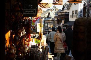 成田山参道の写真・画像素材[965327]
