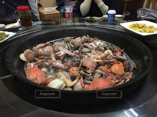 貝,中国,海鮮,蟹,エビ,ホタテ,サザエ,蛸,蛤,烏賊,シャコ,大漁海鮮鍋,青島市内