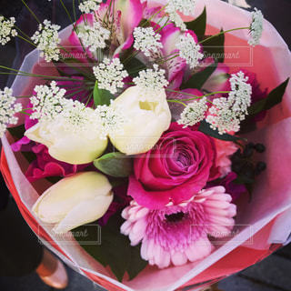 花,ピンク,花束,フラワー,お花,プレゼント,flower