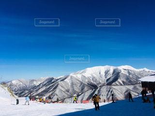 自然,風景,アウトドア,空,スポーツ,雪,山,人物,スキー,ゲレンデ,レジャー,スキー場,スノーボード,斜面,氷河,日中