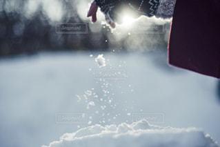 雪の写真・画像素材[1802934]