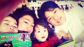 #家族の写真・画像素材[417408]