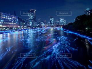 天の川に願いをの写真・画像素材[1317571]