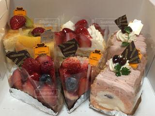 ケーキの写真・画像素材[400971]