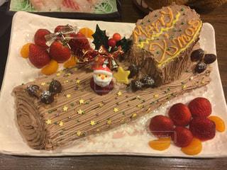 ケーキ,プレゼント,クリスマス,手作り,オリジナル