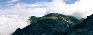 山頂へ向かう途中からの景色 - No.772062