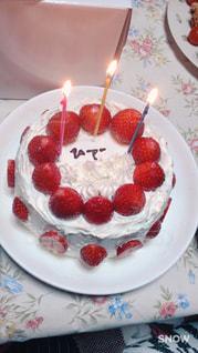 ケーキ,大好き,手作りケーキ,彼氏にサプライズ,彼氏の誕生日