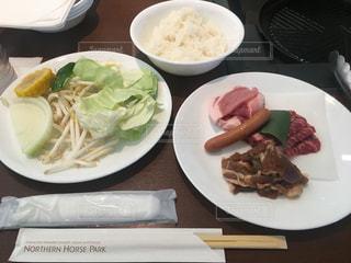 野菜,焼肉,メインディッシュ,ジンギスカン