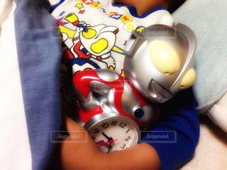 時計,子供,ウルトラマン