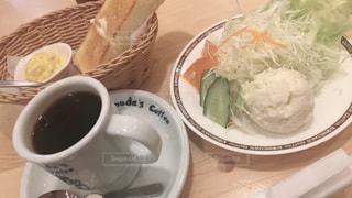 コメダコーヒーモーニングの写真・画像素材[1166554]