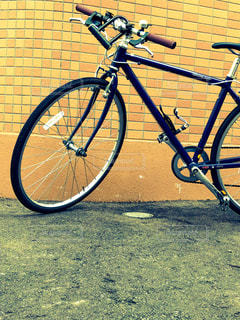自転車の写真・画像素材[422813]