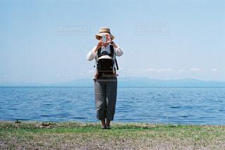 湖の写真・画像素材[698188]