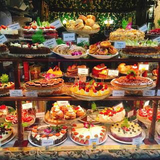 ケーキ,オーストラリア,メルボルン,ティールーム