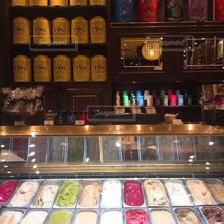 シンガポール,マリーナベイサンズ,ジェラート,TWG,TWG Tea Salon & Boutique