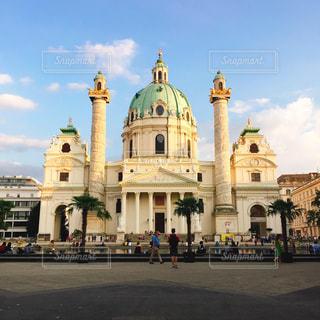 オーストリア,ウィーン,海外旅行,カールス協会