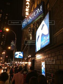 ニューヨーク,アメリカ,NY,マンハッタン,海外旅行,ミュージカル,オペラ,オペラ座の怪人