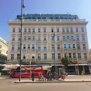 海外,ヨーロッパ,オーストリア,ホテル,ウィーン,海外旅行,ホテルザッハー,カフェモーツァルト