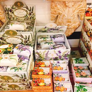 花,海外,フルーツ,イタリア,ソープ,石けん,石鹸,ファンシー
