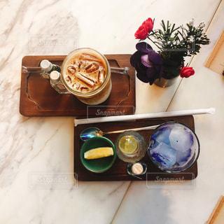 カフェの写真・画像素材[2255441]