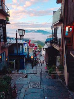 伊香保温泉街の写真・画像素材[795592]