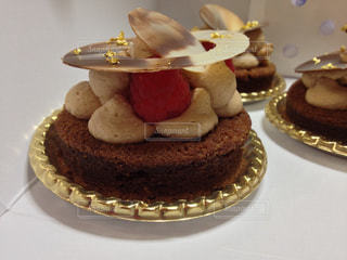 カップケーキの写真・画像素材[557303]