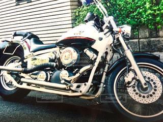 バイクの写真・画像素材[1247241]