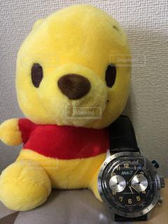 腕時計,時計,プーさん
