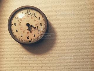 時計,レトロ,丸,サビ,壁掛け