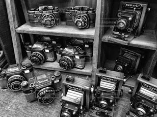 カメラの写真・画像素材[835322]