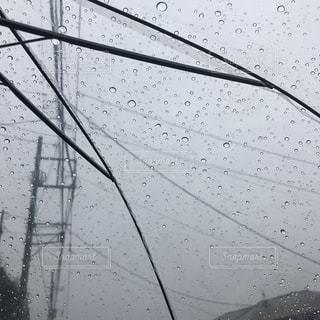 雪のグループ カバー雨の山 - No.849551