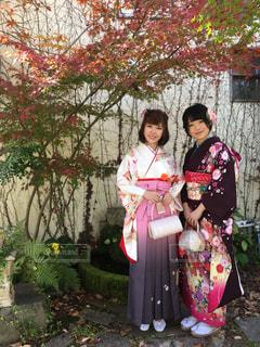秋晴れ撮影会の写真・画像素材[845577]