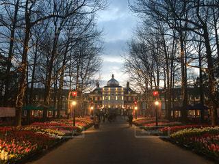 ライトアップ,長崎,ハウステンボス,宮殿,チューリップ祭り,パレスハウステンボス