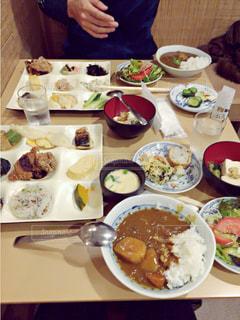 食べ放題の写真・画像素材[750737]