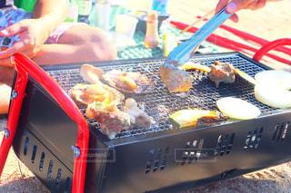 BBQ☆海鮮も美味し♪の写真・画像素材[1224571]
