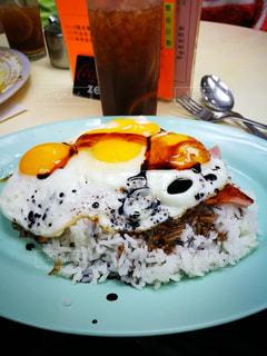 香港,茶餐廳,上環,ハムエッグ,孖沙茶餐廳,火腿煎蛋飯,ご飯物