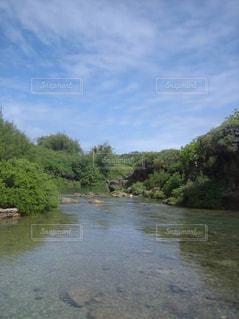 アメリカ グアム島,グアム島 自然のプール