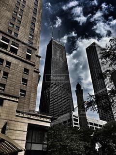 アメリカ,摩天楼,建築,ジョンハンコックセンタービル,マグニフィセントマイル