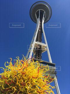 シアトル,西海岸,シアトルタワー