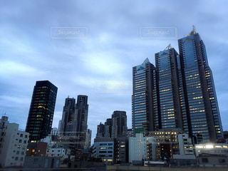 高層ビル,会社,新宿,オフィス街,仕事