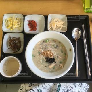 韓国,韓国料理,ソウル,韓国旅行,お粥,粥,味加本