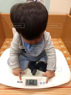 体重測定 - No.1165078