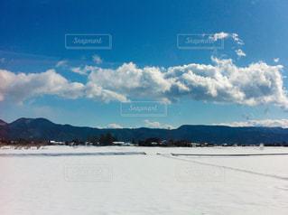 雪景色の写真・画像素材[1776015]
