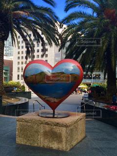 アメリカ,ハート,America,サンフランシスコ,heart,ユニオンスクエア,SanFrancisco