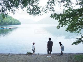 家族の写真・画像素材[416988]