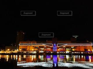 夜景の写真・画像素材[445453]